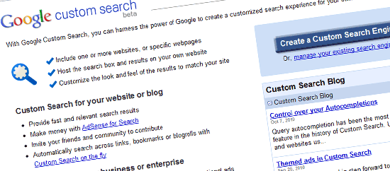Replace the Theme's Search Feature with Google Custom Search