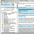 Bloglines - Web-Based RSS News Feed Reader
